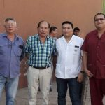 2° DIA DE LA CAMPAÑA DEL DESCACHARRADO EN BARRIOS DEL MUNICIPIO DE MOSCONI.