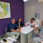 SE FIRMARA HOY EL CONVENIO PARA LA CONSTRUCCION DEL EDIFICIO MUNICIPAL Y TERMINAL DE OMNIBUS