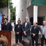 El INTENDENTE MUNICIPAL PARTICIPO DE LA INAUGURACION DE SERVICIO DE TOMOGRAFIA Y ONCOLOGIA  EN EL HOSPITAL DE TARTAGAL.