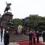 167 ANIVERSARIO DEL FALLECIMIENTO DEL GENERAL SAN MARTIN –BICENTENARIO DEL CRUCE DE LOS ANDES
