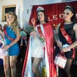 ELECCION REINA PROVINCIAL DE LOS ESTUDIANTES DEL BSPA EN MOSCONI