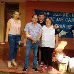 INTENDENCIA:04-04-2019    El Intendente Isidro Ruarte, en la mañana de hoy, real…