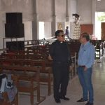 INTENDENCIA:03-05-2019   El intendente Isidro Ruarte, supervisa los trabajos que…