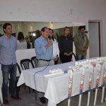 INTENDENCIA:02-05-2019   el Intendente Isidro Ruarte, estuvo presente en la entr…
