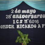 INTENDENCIA. 03-05-2019  El intendente Isidro Ruarte ,acompañado por miembros de…