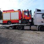 Felicitaciones a nuestros bomberos por la nueva adquisición que pronto llegará a…
