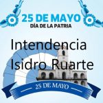 PROGRAMA DE ACTO DEL DÍA  25 DE MAYO -1810-2019  CAMPAMENTO VESPUCIO.  HS. 09:OO…