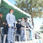 INTENDENCIA:27-05-2019   El Intendente Isidro Ruarte acompañado del secretario d…