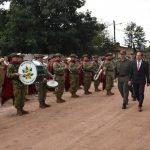 INTENDENCIA: 29-05-2019   El Intendente Municipal Isidro Ruarte, en el 209 Anive…