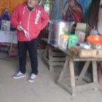 El intendente Dn. Isidro Ruarte a través del Coordinador de Desarrollo Social Di…
