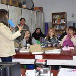 DIRECCIÓN DE LA JUVENTUD: 06-07-2019   La Directora de la Juventud Profesora Flo…