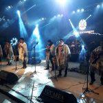 INTENDENCIA:08-07-2019  Grupo Sentimiento (tributo a los kjarkas) en el festival…