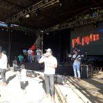 INTENDENCIA:08-07-2019  Ya suena en el festival de la Expo Mosconi 2019, el grup…