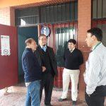 INTENDENCIA:12-07-2019  Ayer en horas del medioda el Intendente Municipal don Is…