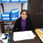 REGULARIZACION DE TIERRAS:05-08-2019  La Jefa de Area Sra. Daniela Vecchio,infor…