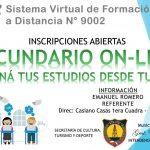 SECRETARIA DE CULTURA:12-08-2019  La Secretaria de Cultura, Prof. Sandra Domene …
