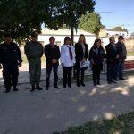 INTENDENCIA:16-08-2019  El Intendente municipal Dn. Isidro  Ruarte, presidio el …