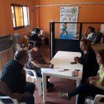 Coordinación de  la Juventud:27-06-2019  La Coordinadora de la juventud Srta. Fl…