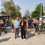 intendente:25-08-2019  El Intendente Municipal don Isidro Ruarte, realizo la lar…
