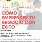 INTENDENCIA:04-09-2019  La Secretaria de Desarrollo Económico, Producción y Empl…