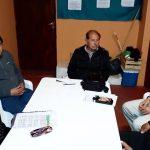 INTENDENCIA:04-09-2019  El Íntendente municipal Dn Isidro Ruarte, mantuvo una re…