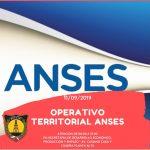 INTENDENCIA:06-09-2019  Operativo Territorial Anes Mosconi  La Oficina de Consul…