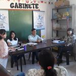 INTENDENCIA:23-10-2019  La Supervisora Institucional del municipio Sra. Santos B…