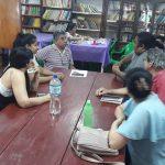 INTENDENCIA:22-11-2019  El Director de Cultura Serafin pepe Nuñez en la mañana d…
