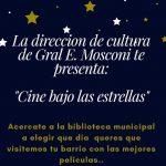DIRECCION DE CULTURA:27-01-2020  El Director de Cultura Sr. Serafin Pepe Nuñez, …